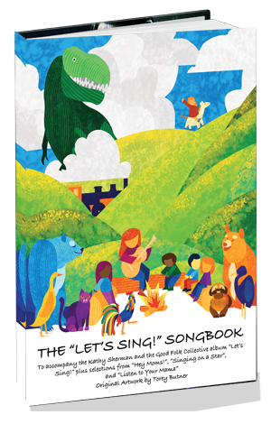 it's New - Let's Sing! Song Book