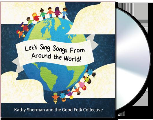 Kathy Sherman new cd